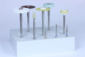 Kit per la rifinitura e lucidatura disilicato di litio