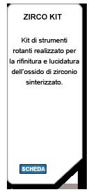 rifinitura e lucidatura dell'ossido di zinco sintetizzato