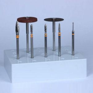 Kit per rifinitura di leghe al Cromo-Cobalto